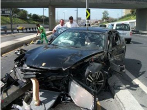 Trafik kazalarında Ümraniye 1.sırada