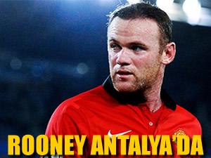 Rooney'in tercihi Türkiye oldu