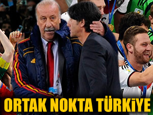 Ortak noktaları Türkiye!