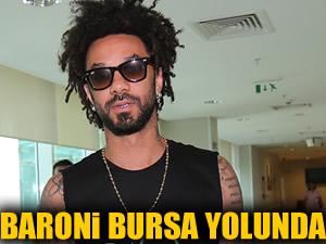 Fenerbahçe Baroni ile yollarını ayırıyor