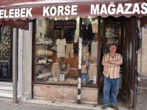 İlk kurbanı Beyoğlu'nun 80 yıllık tarihi Kelebek Korse Mağazası