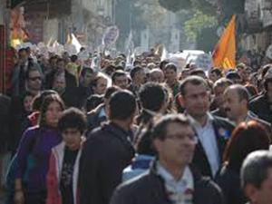 Türkiye İstatistik Kurumu, nisan ayı hanehalkı işgücü istatistiklerini açıkladı