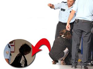 İranlı kadına taciz