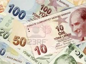 Bu ailelere 550 lira yardım !