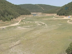 68 günlük suyumuz kaldı