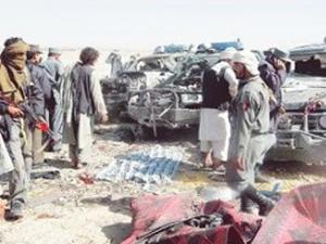 Afganistan'da kanlı intihar saldırısı: 24 ölü