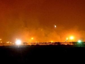 Libya'nın başkentine roketli saldırı !