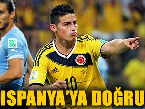 Rodriguez'in yeni adresi belli oluyor