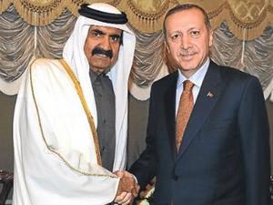 Katar Emiri'nin Ankara'ya dikkat çeken gece ziyareti