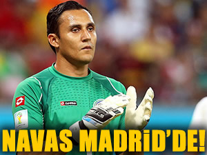 Navas'tan dev imza!