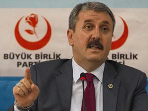 BBP İhsanoğlu'nu destekleyecek