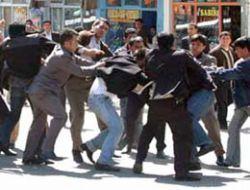 Malatya'da seçim kavgası: 2 yaralı