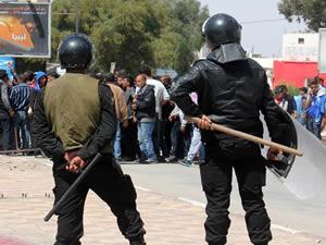 İki tunus askeri çatışmada öldürüldü