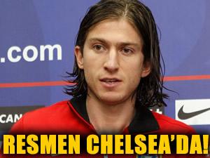 Chelsea, Filipe Luis'i açıkladı