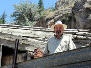 Ahırda 5 bin yıllık maden ocağı bulundu
