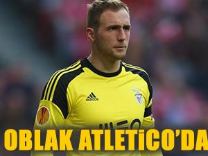 Atletico Madrid kaleci sorununu çözdü