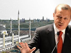 Erdoğan Çamlıca'ya türbesinin yapılmasını istedi iddiası