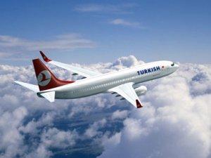 Türk Hava Yolları uçağına saldırı şoku!