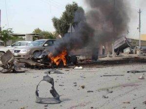 Bağdat'ta patlama: 10 ölü
