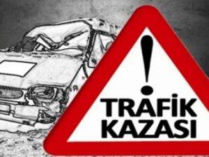 Trafik kazası sonucu 3 bin 685 kişi hayatını kaybetti