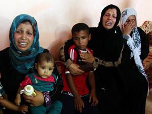 Dün gecenin bilançosu: 21 Filistinli katledildi!