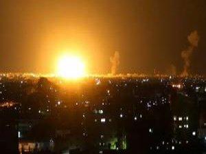 Netanyahu 'karadan vur' emri verdi