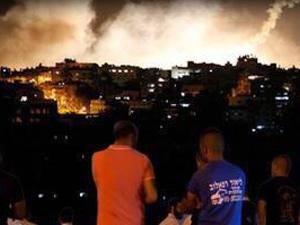 İsrail' in katliam keyfi