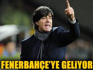 Löw Fenerbahçe'ye geliyor