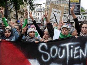 Fransa'da İsrail protestoları yasaklandı