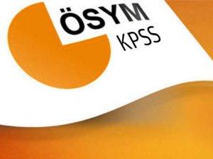 2014 KPSS sınav sonuçları açıklandı