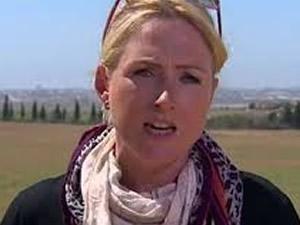 İsraili eleştiren muhabire akılalmaz ceza! Sürgün!