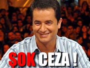 RTÜK'ten Acuna şok ceza !