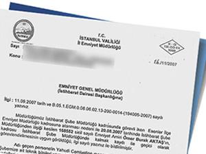 Organize Şube'ye skandal atama'nın sırrı