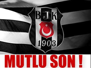 Beşiktaş transferi bitirdi