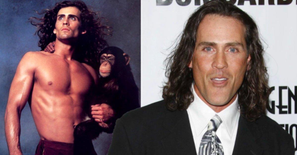 'Tarzan' rolüyle tanınan Joe Lara'nın içinde bulunduğu uçak düştü