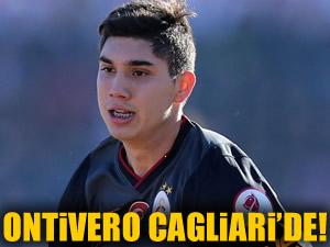 Ontivero Cagliari'ye kiralandı