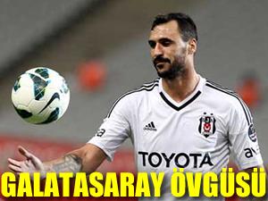 Almeida'dan Galatasaray övgüsü