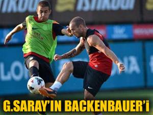 Galatasaray'ın Backenbauer'i genç Birhan