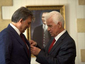 Cumhurbaşkanı Gül'den son resmi ziyaret