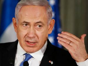Netenyahu'dan Gazze halkına gülünç bildiri!
