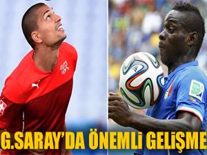Galatasaray'da iki flaş gelişme