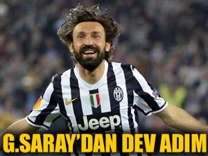Pirlo Galatasaray'a mı geliyor?