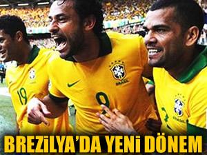 İşte Brezilya'nın yeni teknik direktörü