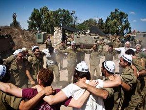 İsrail'in ölenler için kutlama dansı