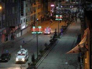 Hakkari'de sokağa çıkma yasağı devam ediyor
