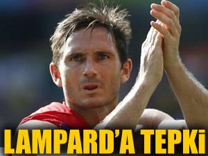 New York Cityli taraftarlardan Lampard'a tepki