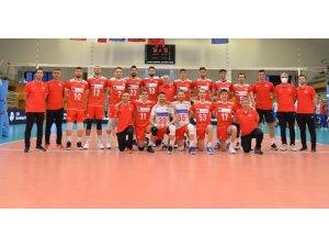 CEV Avrupa Altın Ligi: Türkiye: 3 - Belarus: 0