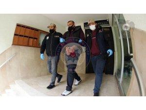 Interpol tarafından aranan DEAŞ'lıya 2 ay ev hapsi cezası