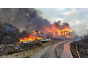 Norveç'te arazi yangını: yaklaşık 500 kişi tahliye edildi