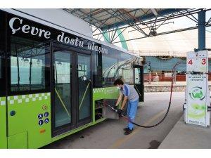 Toplu taşımada 15 milyon TL'lik yakıt tasarrufu